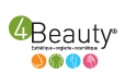 Logo : 4 BEAUTY