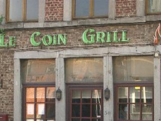 Vitrine : COIN GRILL (LE)