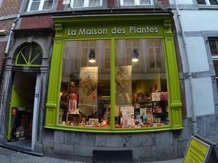 Vitrine : MAISON DES PLANTES (LA)